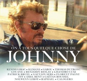 "Album ""On a tous quelque chose de Johnny"""