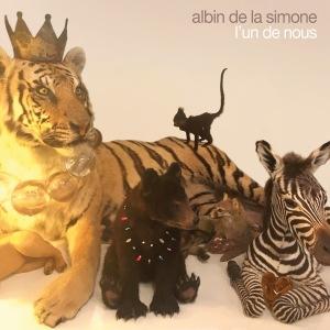 Cover album Def_albin de la Simone_L'un de nous