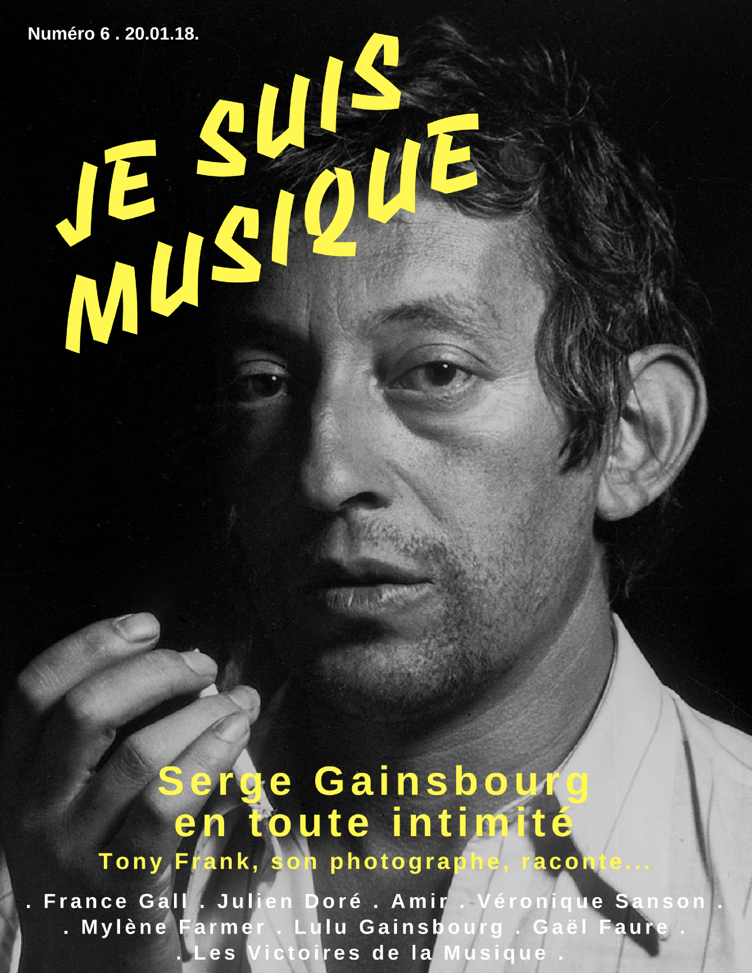 JSM 6 Serge Gainsbourg VDEF