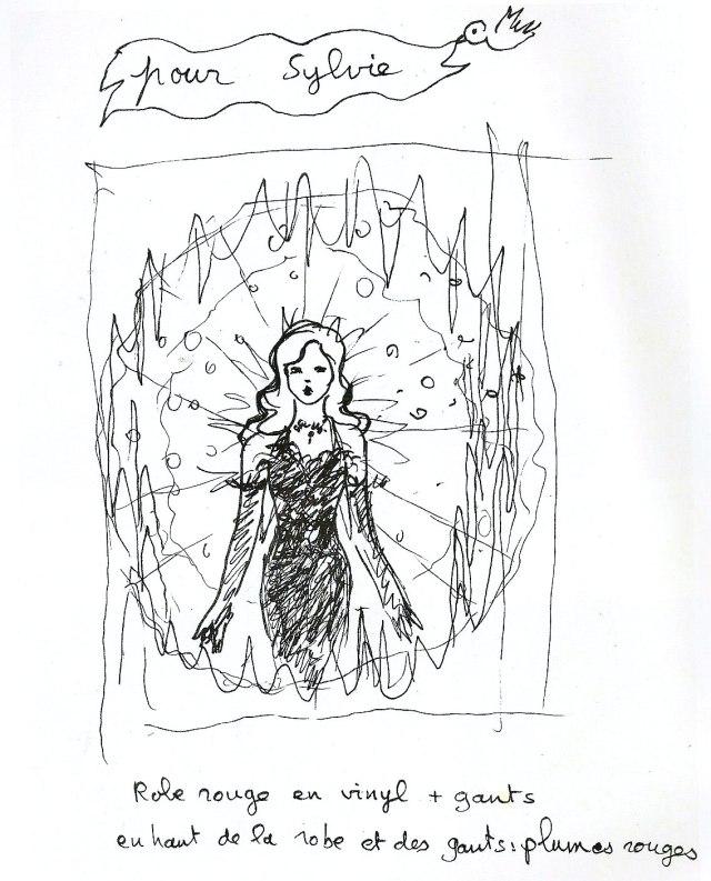 JSM JeSuisMusique Sylvie Vartan par Pierre et Gilles couleurs Test (3)