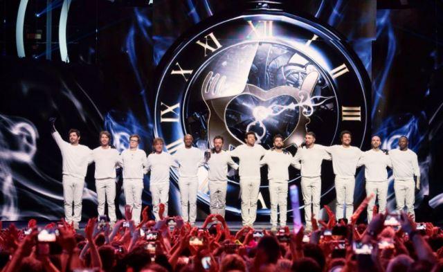 JSM 8 je Suis Musique Les Enfoirés photos cc Christophe Chevalin TF1 (1)