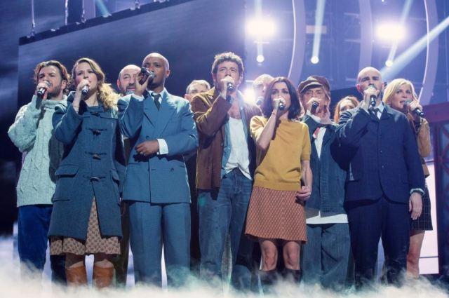 JSM 8 je Suis Musique Les Enfoirés photos cc Christophe Chevalin TF1 (10)
