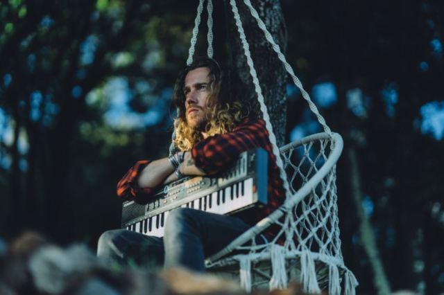 Julien Doré - par Goledzinowski - Je Suis Musique 5