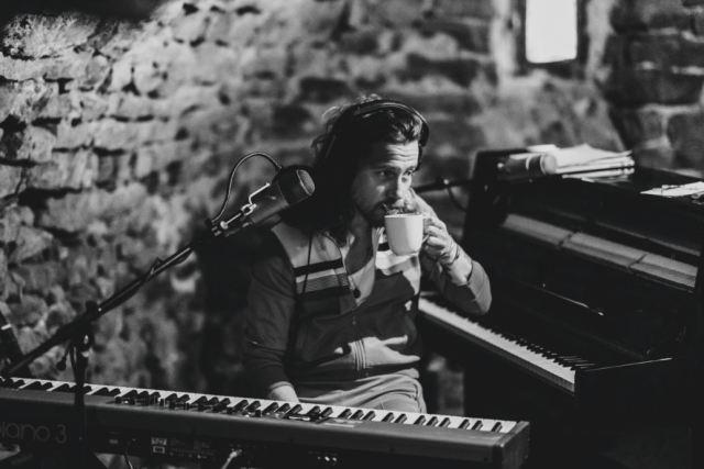 Julien Doré - par Goledzinowski - Je Suis Musique 7