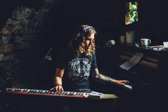 Julien Doré - par Goledzinowski - Je Suis Musique 8