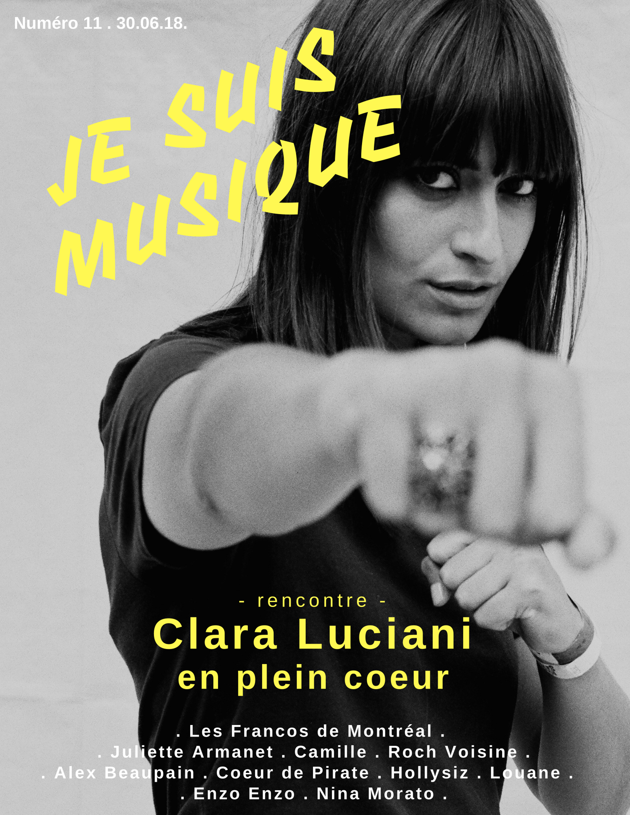 JSM 11 Clara Luciani Couv DEF