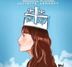 JULIETTE ARMANET par Martin Moreau JSM Je Suis Musique