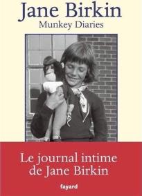 JANE BIRKIN Munkey Diaries JSM Je Suis Musique