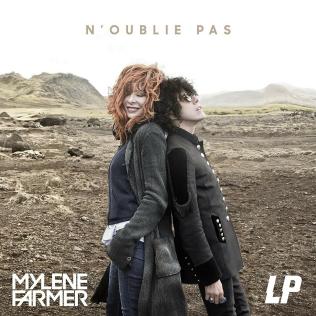 JSM 12 Je Suis Musique Discorama Mylene Farmer LP
