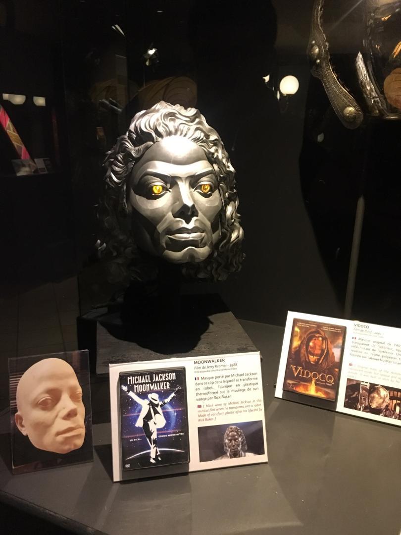 JSM 15 JE SUIS MUSIQUE Michael Jackson Moonwalker par Eric Chemouny