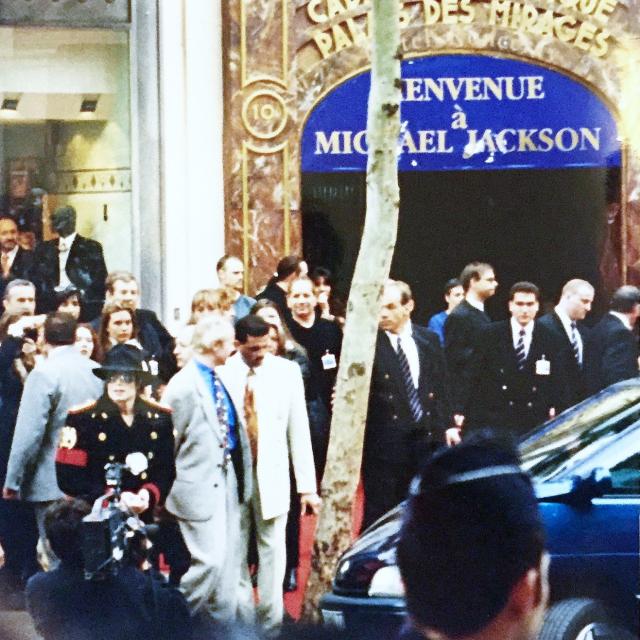 JSM Je Suis Musique 15 MICHAEL JACKSON Roi de France par Gregory Guyot