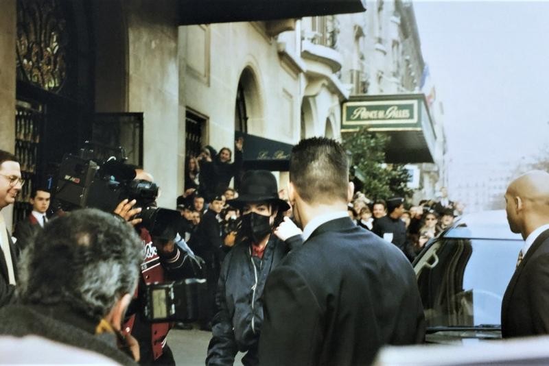 JSM 15 JE SUIS MUSIQUE Michael Jackson par Pierre Olivier Signe