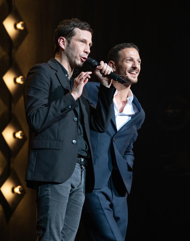 JSM Je Suis Musique 15 SACEM 2018 Vincent Dedienne et Alex Beaupain par Nicolas Krief