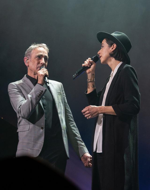 JSM Je Suis Musique 15 SACEM 2018 Alain Chamfort et Maissiat par Nicolas Krief